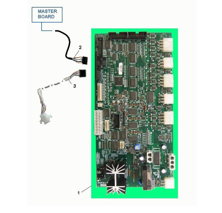 Bianchi - Pegaso / Placa CPU